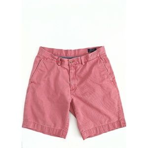 "Polo Ralph Lauren Classic 9"" Chino Shorts 32"